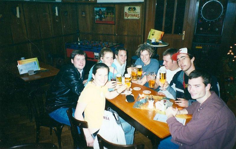 Whole gang Bonn